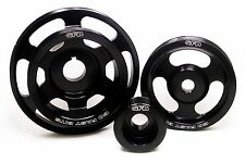 GFB 3-piece underdrive pulley kit FOR WRX/STi MY08-14, Liberty GT MY03-12, Fores