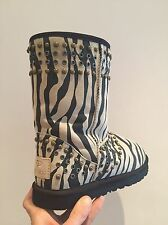 Jimmy Choo by UGG Lammfell Boots Stiefel Gr. 39 40 sold out  MEGA NEUw 720€