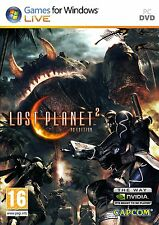 Lost Planet 2 (PC DVD) BRAND NEW SEALED