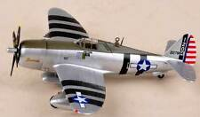 Easy Model P-47D Razorback Flown by William D.Dunham Southwest 1:72 Fertigmodell