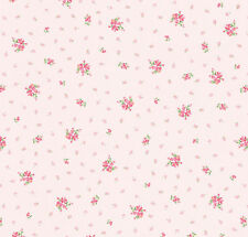 Pink Pattern Contact Paper Self Adhesive Wallpaper Removable Wall Stickers Roll