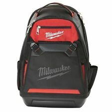 NEW MILWAUKEE 48-22-8200 35 POCKET HEAVY DUTY JOBSITE BACKPACK TOOL BAG SALE