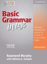 Basic Grammar in Use : Self-Study Reference and Practice for Students of...