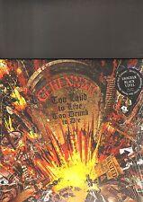 GEHENNAH - too loud to live to drunk to die LP