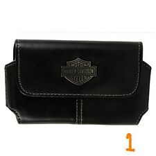 Harley-Davidson Leather Phone case 4 to pick from.New