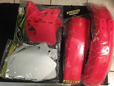 KIT PLASTICHE HONDA CR 125 1995 1996 1997 95 96 97 KIT 4 PZ COLORE FOTO