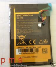 original 1980mAh EL40 Replacement Battery For Motorola XT1021 XT1022 XT1025