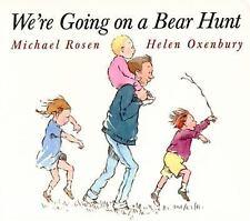 We're Going on a Bear Hunt (Classic Board Books), Michael Rosen, Oxenbury, Helen