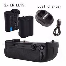MeiKe MK-D7000 as MB-D11 Battery Grip for Nikon D7000 +2* EN-EL15 + Dual charger