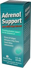 Adrenal Support, Natra-Bio, 1 oz