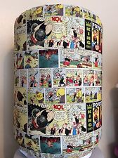POPEYE OLIVE OIL COMIC 5 GALLON WATER COOLER BOTTLE COVER KITCHEN DECORATION