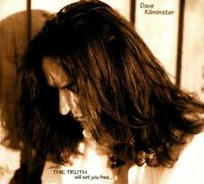 ... and the truth will set you free... de Dave Kilminster (2014), DIGIPACK, OVP