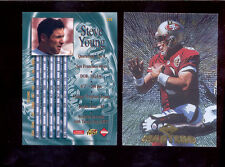 1997 CE Collectors Edge Masters STEVE YOUNG San Francisco 49ers Card