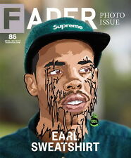 "MX08789 Earl Sweatshirt - American OF Odd Future Hip hop Music 14""x17"" Poster"