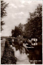 Send near Woking. Canal Lock # 61923 by Frith.