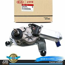 GENUINE Fits 03-09 Kia Sorento Windshield Wiper Motor Rear OEM 98700-3E000