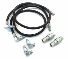 Hydraulic Hose & Fitting Replacement Kit for E-47 E47 Meyer Snow Plow Blade Pump