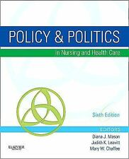Policy & Politics in Nursing and Health Care, 6th Edition