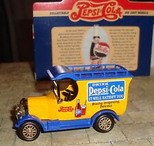 LLEDO - DAYS GONE - 1926 BULL NOSE MORRIS VAN - DRINK PEPSI-COLA - MINT & BOXED