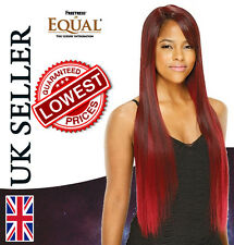 Equal Synthetic Invisible Lace Front L Part Wig Virgo with a FREE GIFT