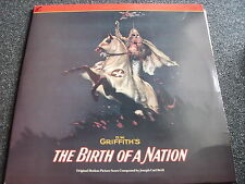 The Birth of a Nation-OST-LP-Ku Klux Klan-D.W.Griffiths