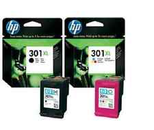 Hp 301xl Color Y Negro Tinta Original Para Deskjet 1050