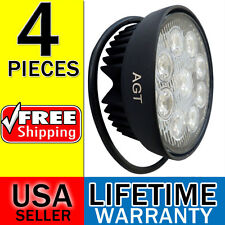 4x 27W LED Work Light Lamp Off Road Jeep Tractor Marine Dune Buggy Flood/ Spot