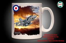 Personalised TORNADO GR4 RAF  PLANE Mug Cup Dad Custom Gift - Add Name