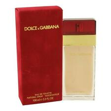 DOLCE & GABBANA Red by Dolce & Gabbana EDT Spray 3.3 oz For Women SEALED NEW BOX