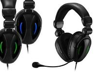 Multi Platform Gaming Headset  PC PS3 Xbox360 Comfortable Headphones With Mic