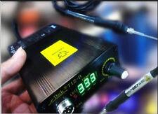 110V 220V LED digital Soldering Iron Station Temperature Controller + T12 Handle