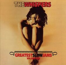 The Whispers - Greatest Slow Jams 1 [New CD] Canada - Import
