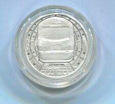 SOUTH AFRICA 2 1/2 CENTS 2012 GAUTRAIN SILVER PROOF