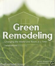 Green Remodeling Home Building Construction David Johnston Mother Earth 2005 Ill