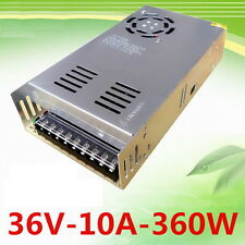 New 36V 10A 360W DC Regulated Switching Power Supply ^