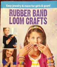 Loom Bracelet Photo Instruction Book - Learn How To Make Loom Jewelry Book