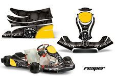 KG Freeline Cadet AMR Racing Graphics Birel Krypton Sticker Kits MAX Decals RPRB