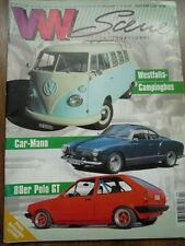 VW Scene 4/96 Volkswagen Karmann Golf Beetle Polo Type 3 Microbus split screen