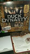 DUCK DYNASTY Redneck Wisdom Family Board Game Complete  PRE-OWNED