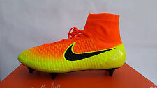 Nike Magista Obra SG Total Crimson/Black-Volt-Cit (649234 808) Size UK 8 EU 42.5