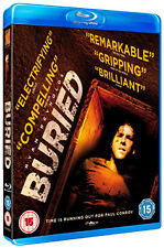 BURIED - BLU-RAY - REGION B UK