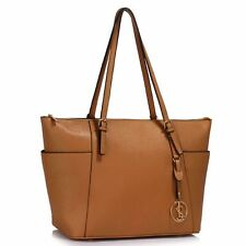 LeahWard Women's Large Size Shopper Shoulder Handbags Great Brand Bags 297 350