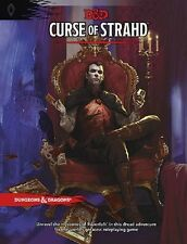 Dungeons & Dragons D&D 5E (5th edition) Curse of Strahd (New)