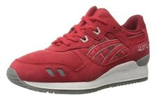 New Asics H5U3L.2323 GEL Lyte III Unisex Running Shoes Size M 8.5 W 10 US
