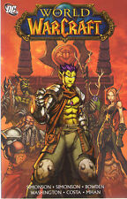 WORLD OF WARCRAFT Book 4 Graphic Novel