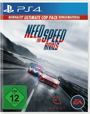 Need for Speed: Rivals - Limited Edition - Gebrauchtes PS4-Spiel
