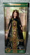 "Barbie Collector Dolls of the World PRINCESS OF IRELAND "" NRFB !"