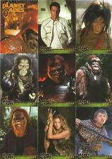 Planet of the Apes Full 90 Card Base Set of Trading Cards from Topps 2001