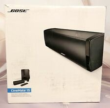 Bose Cinemate 15 Home Theater System New