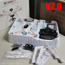 Walkera QR X350 PRO V2.0 GPS Quadcopter w/ Transmitter Devo 7 RTF -US stock